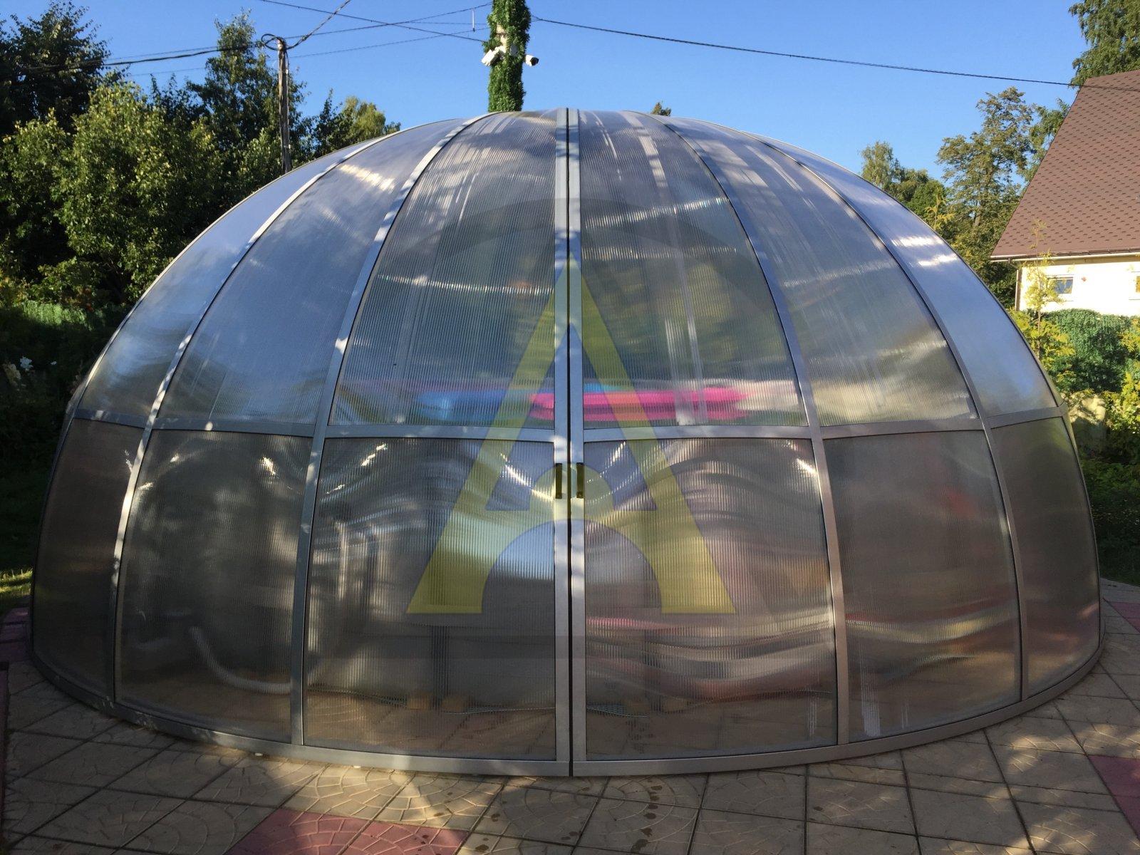 Купить павильон для круглого бассейна в майкопе